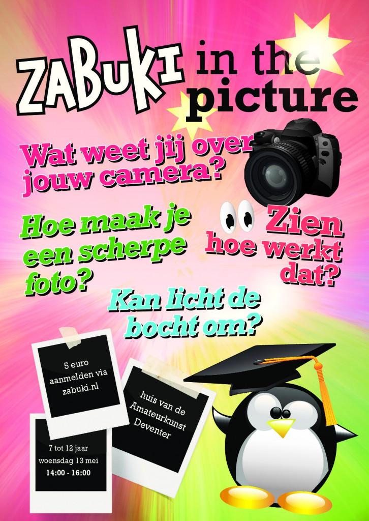 Zabuki in the picture