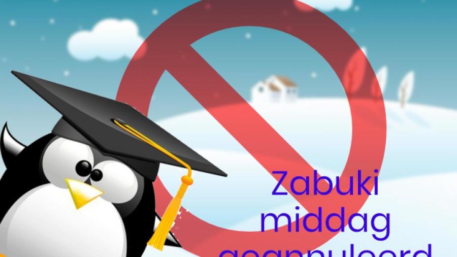 Zabuki_geannuleerd